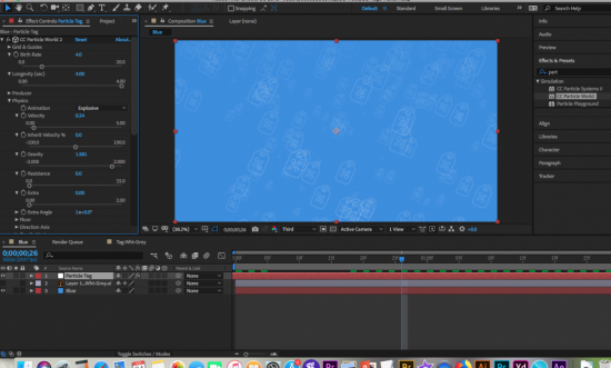 Creating dust particles in After Effects - Become a Motion