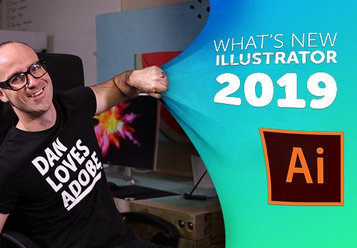 What's new in Adobe Illustrator CC 2019 Updates