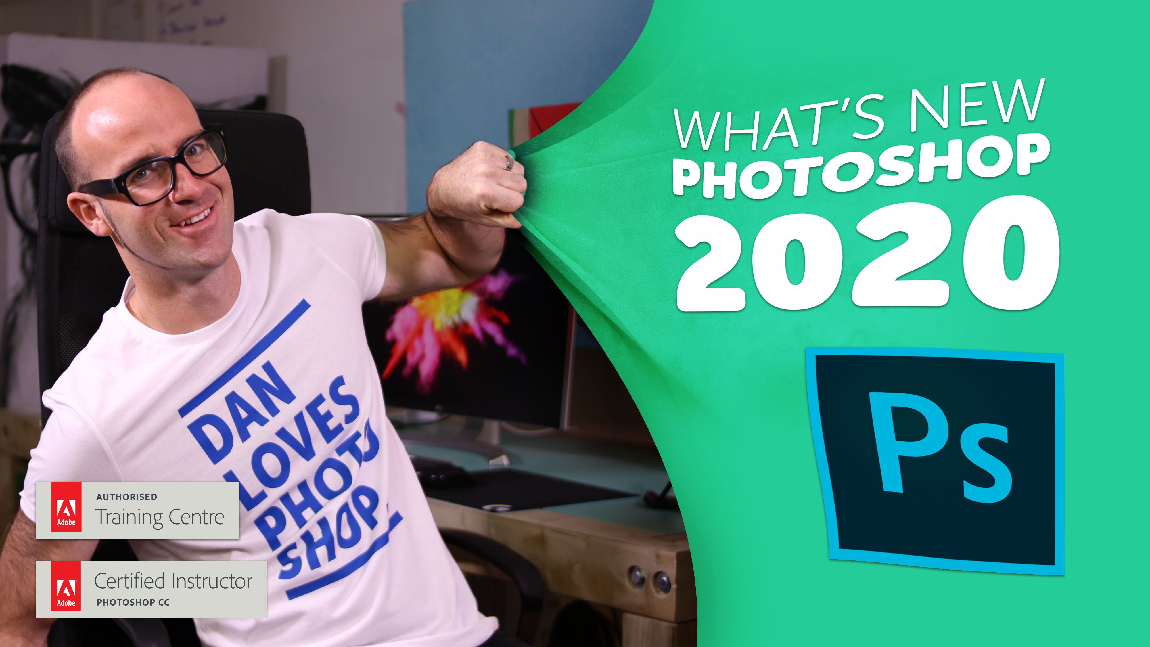 Photoshop Course Updates New Features 2020