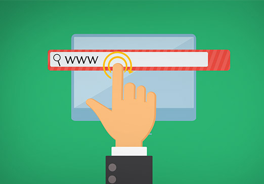 How to buy a domain name for a new business