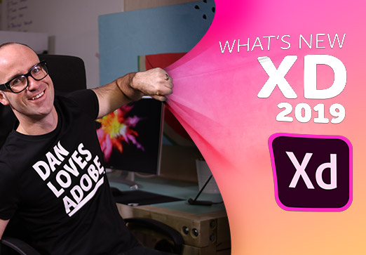 What's new in Adobe XD CC Experience Designer 2019 Updates