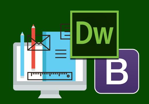 Dreamweaver - Building Responsive Bootstrap websites