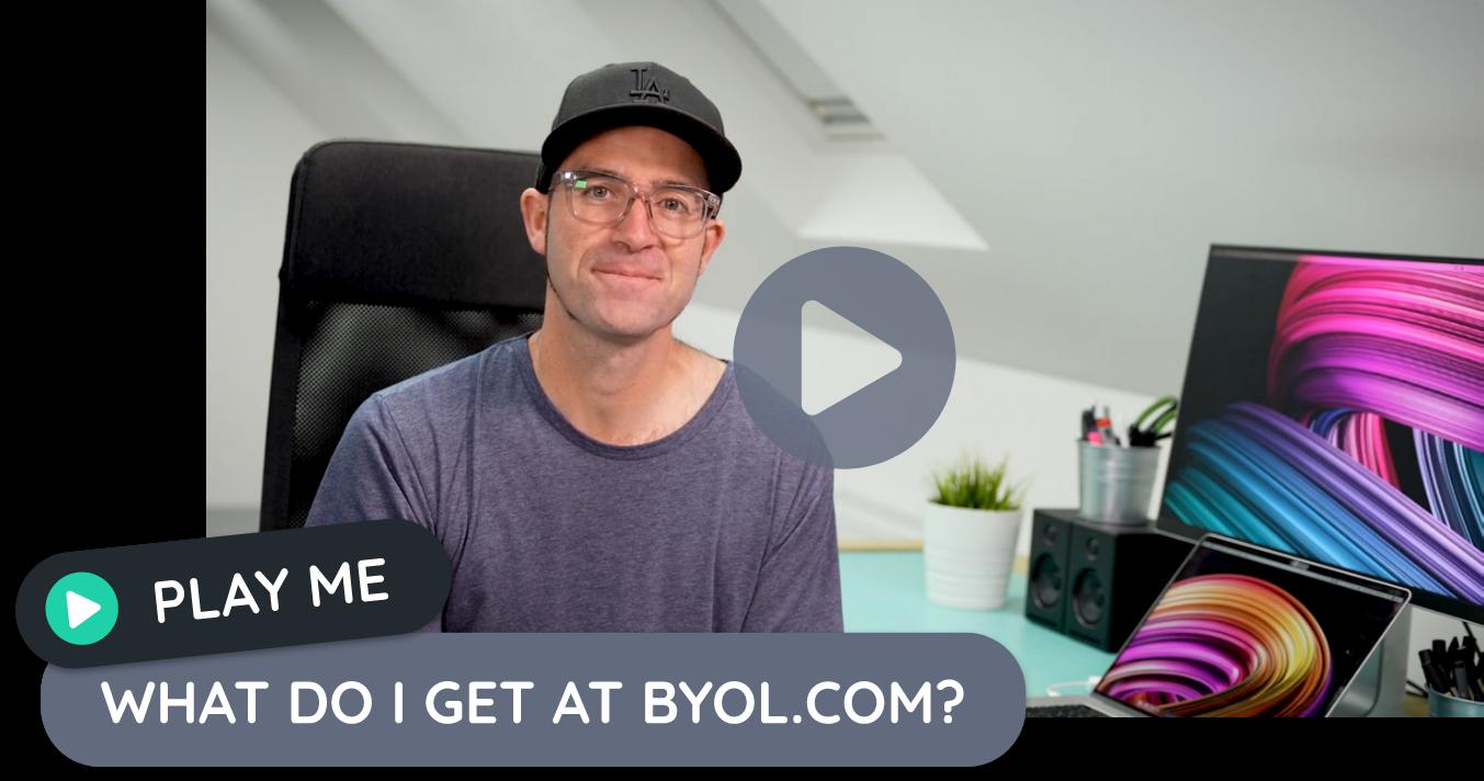 what do you get at byol.com