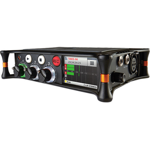 MixPre3 by Sound Devices